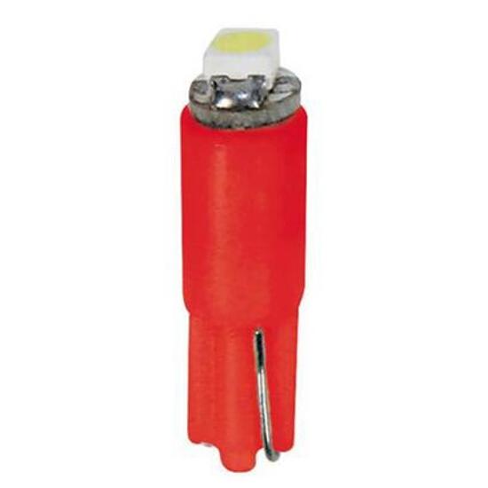 Żarówka HYPER-MICRO-LED do deski rozdzielczej T3 1xSMD czerwony 58473 Pilot
