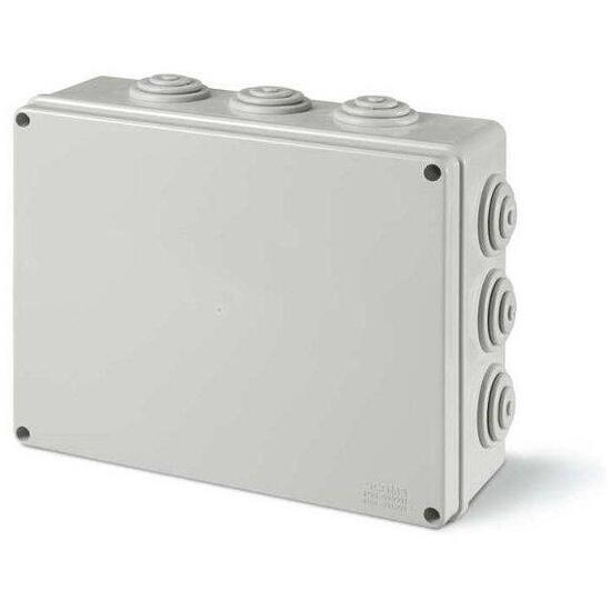 Puszka instalacyjna SCABOX 120x80x50 mm, dławica IP55 Scame