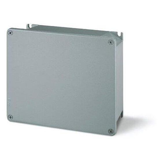 Puszka instalacyjna ALUBOX 192x168x80 mm Scame