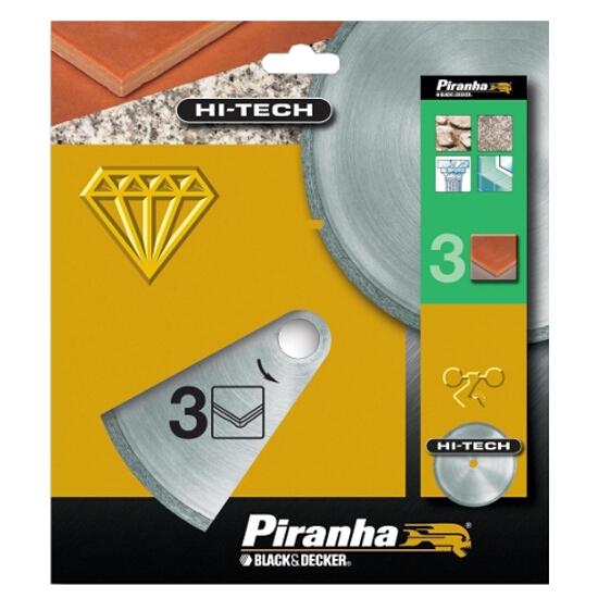 Diamentowa tarcza tnąca X38042 110x22,2 Piranha