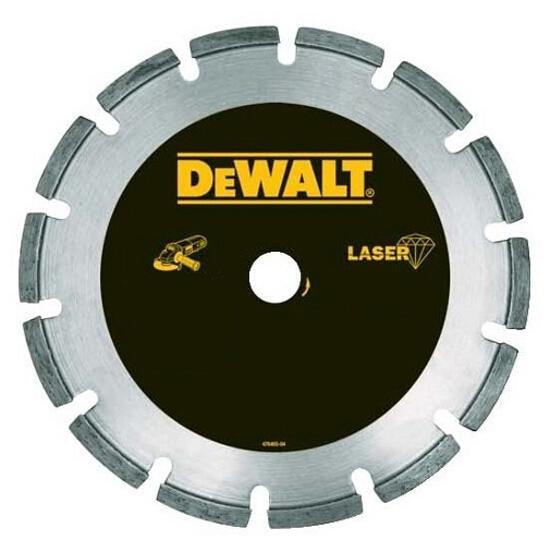 Diamentowa tarcza tnąca 230x22,2mm DT3743 DeWALT