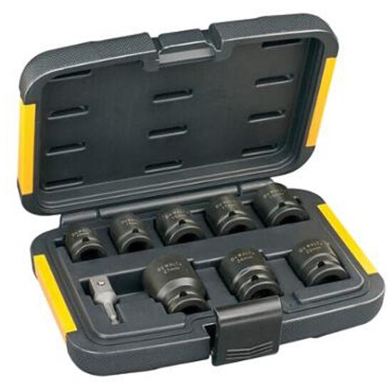 Zestaw kluczy nasadowych DT7507 9szt DeWALT