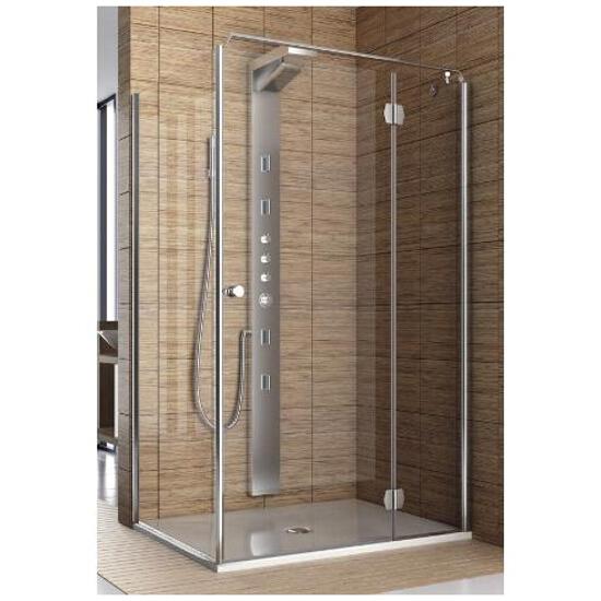 Drzwi prysznicowe SOL DE LUXE 120 prawe 103-06055 Aquaform