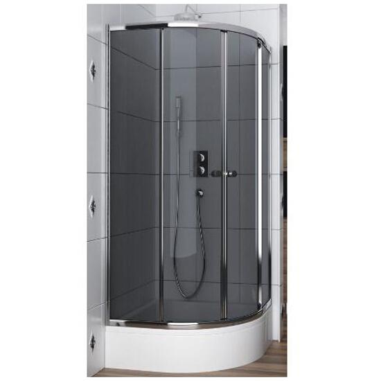 Kabina prysznicowa półokrągła AFA 80 100-06320 Aquaform