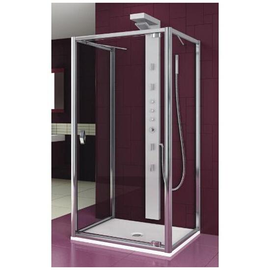 Drzwi prysznicowe SALGADO 90 do kabiny trójściennej 103-06088 Aquaform