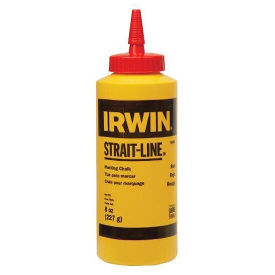 Barwnik traserski czerwony 227g, T64902 Irwin
