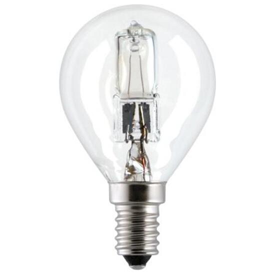 Żarówka halogenowa Energy Efficent HaloSpherical 28W S/CL/E14 230V 76561 GE Lighting