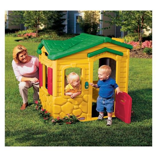 Domek dziecięcy z magicznym dzwonkiem 425500060 Little Tikes