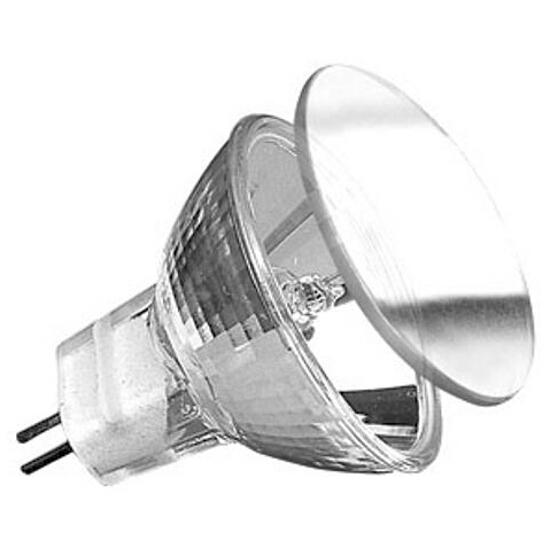 Żarówka halogenowa TIP 12V, srebrna, GU4, fi 35mm, 35W Paulmann