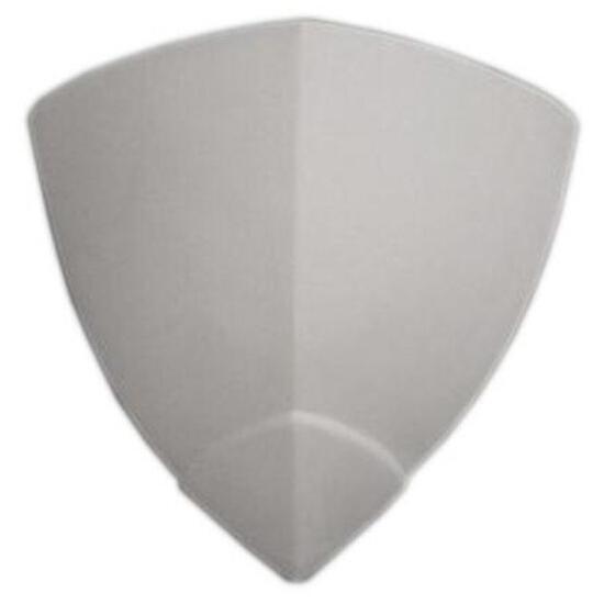 Kinkiet narożnikowy HISZPAN biały 1180. Cleoni
