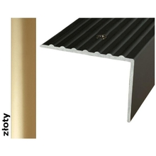 Listwa schodowa Effect Standard A32 złoto 270cm Effector