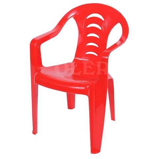 Krzesło dziecięce Tola czerwone Ołer