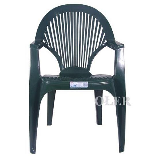 Krzesło ogrodowe Syrena zieleń leśna Ołer