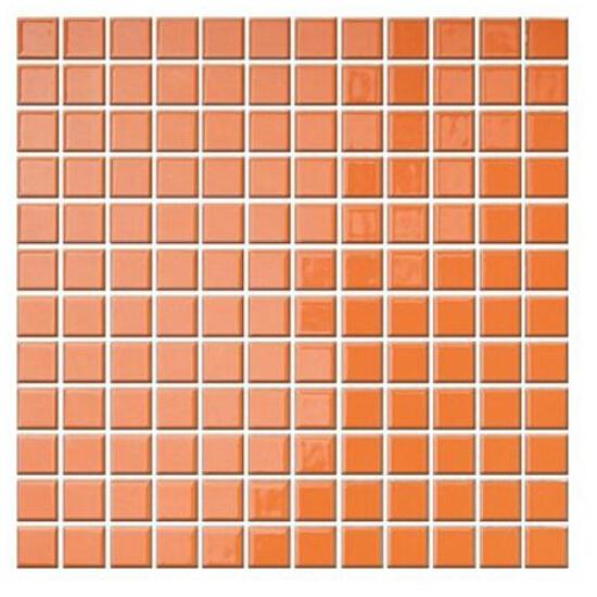 Mozaika Palette pomarańczowa 30x30