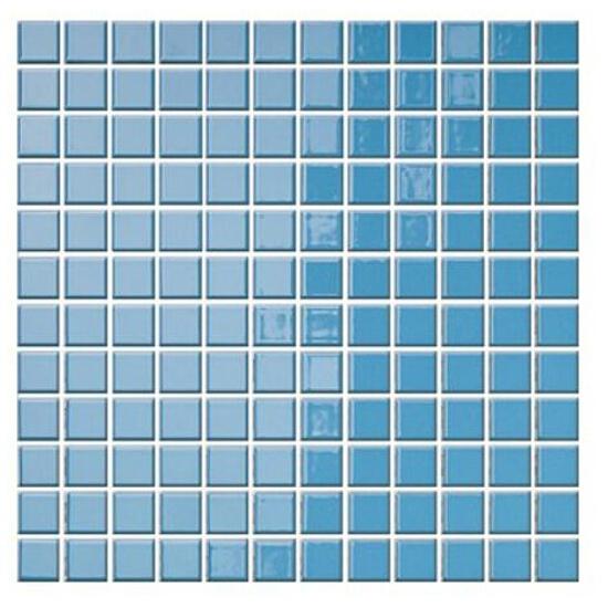 Mozaika Palette niebieska 30x30