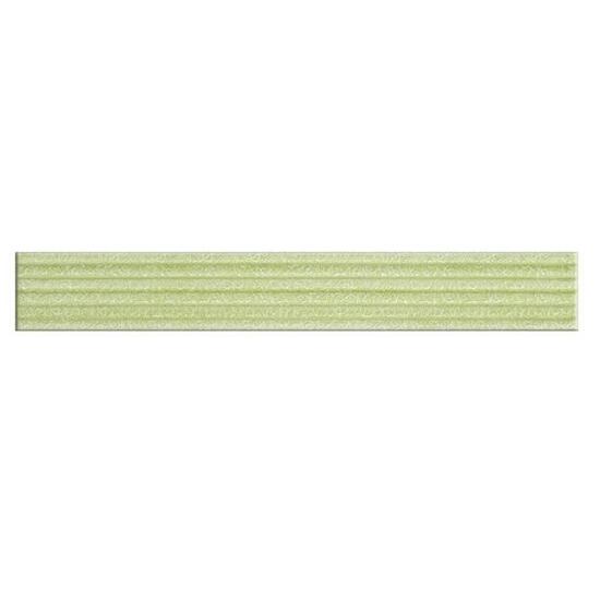 Płytka ścienna Elisa zielona flower 35x5