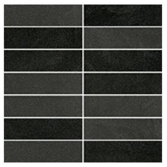 Mozaika Saturn super czarny 29,5x29,5