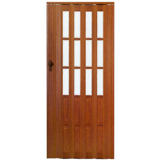 Drzwi harmonijkowe ST10 calvados 88cm Standom