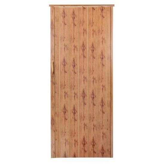 Drzwi harmonijkowe ST4 jabłoń 83cm Standom