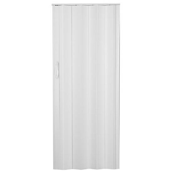 Drzwi harmonijkowe ST3 biały 109cm Standom
