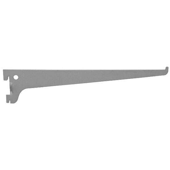 System regałowy pojedynczy - wspornik WSS 200mm szary Domax