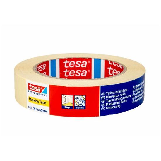 Taśma maskująca 50x25m Tesa Tape