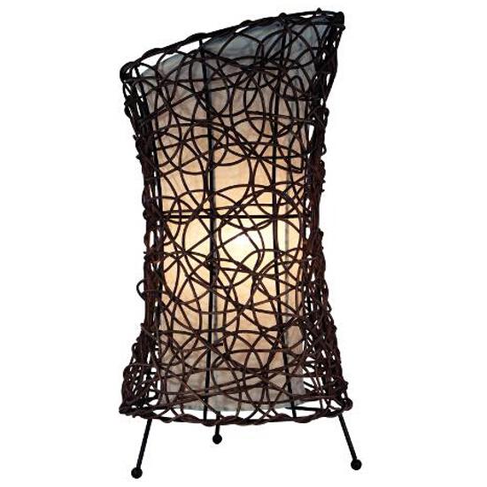 Lampa stołowa Ruth 1xE27 60W 50020143 Reality