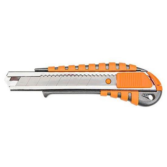 Nóż z ostrzami łamanymi 18mm 63-011 Neo