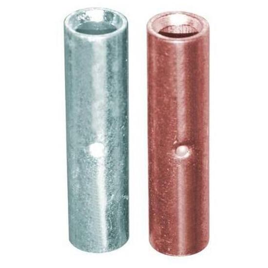 Złączka kablowa tulejkowa miedziana KLA 4-20 100szt Erko