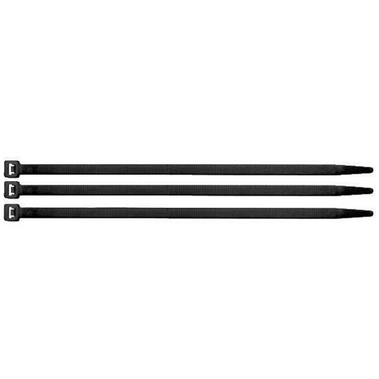Opaska kablowa OPK 7,6-250-C 100szt czarny Erko