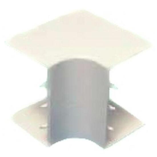 Narożnik do kanałów kablowych wewnętrzny NW 40/60 biały AKS Zielonka