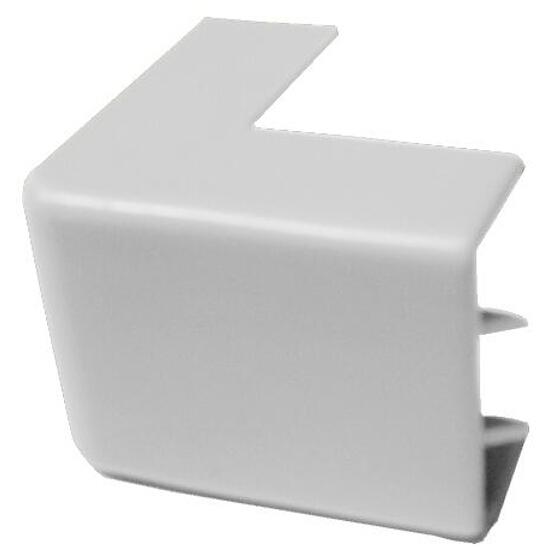 Narożnik do kanałów kablowych zewnętrzny NZ 40/60 biały AKS Zielonka