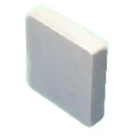 Zaślepka do kanałów kablowych -zakończenie ZAK 60/130 biały AKS Zielonka