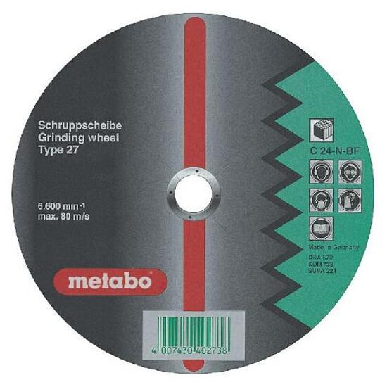 Tarcza ścierna Flexiamant super 125x6x22,2mm do kamienia Metabo