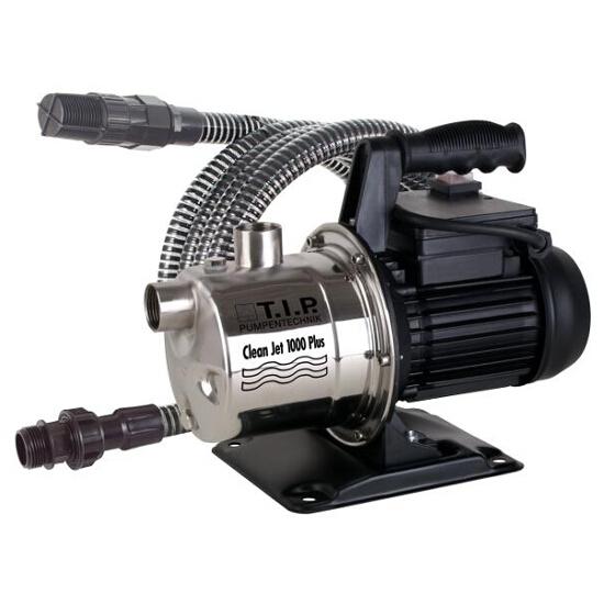 Pompa wodna elektryczna 800W Clean Jet 1000 Plus KIT, 30094 T.I.P. Pumpen