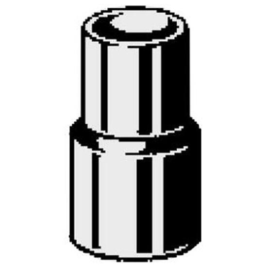 95240 Mufa CU redukcyjna 22x15mm Viega