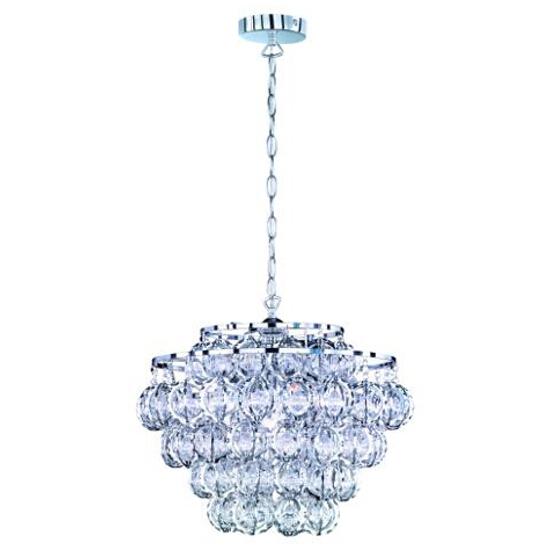 Lampa wisząca Ava 5xE14 40W 309700506 Reality