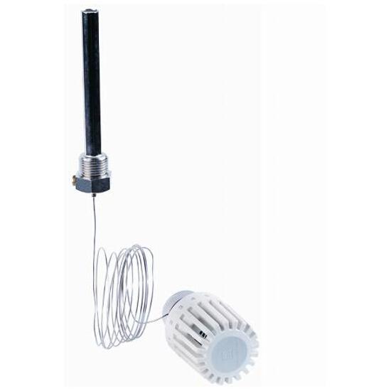 Głowica termostatyczna T100R-AA z czujnikiem zdalnym i kapilarą 2 m nastawa 10-50 °C T Honeywell