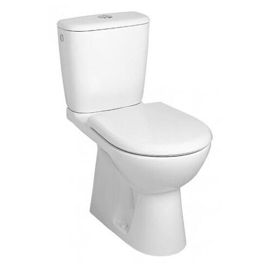 Miska WC stojąca kompaktowa NOVA TOP 63201000 Koło