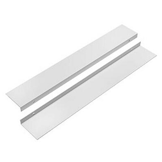 Zestaw profili do instalacji wnękowej (frontowej) paneli UNI 2 kolor biały SU00017 Koło