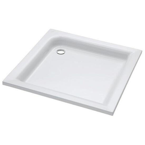 Brodzik kwadratowy STANDARD PLUS 900x900x90mm biały XBK1590000 Koło
