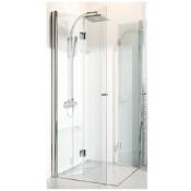 Kabina prysznicowa kwadratowa KERRIA 90 KTK 041P Deante