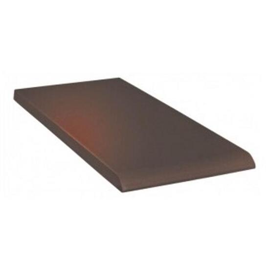 Klinkier Shadow brown parapet c 20x10