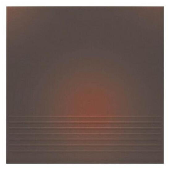 Klinkier Shadow brown stopień 30x30