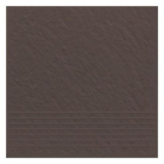 Klinkier Simple brown stopień strukturalny 3-d 30x30