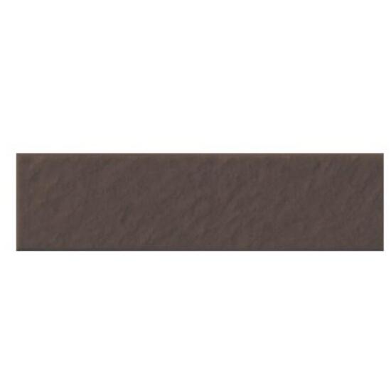 Klinkier Simple brown elewacyjna strukturalna 3-d 24,5x6,5