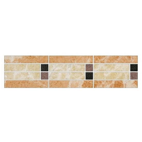 Listwa gresowa Royal beż mosaic 39,6x9,6