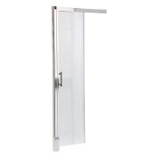 Element 1/2 drzwi prysznicowych GEO 6 120cm szkło Prismatic GDRS12205003A Koło