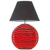 Lampa stołowa PORCELANOWA 1xE27 371/I Lampex