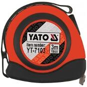 Miara zwijana 5m x 19mm YT-7105 Yato